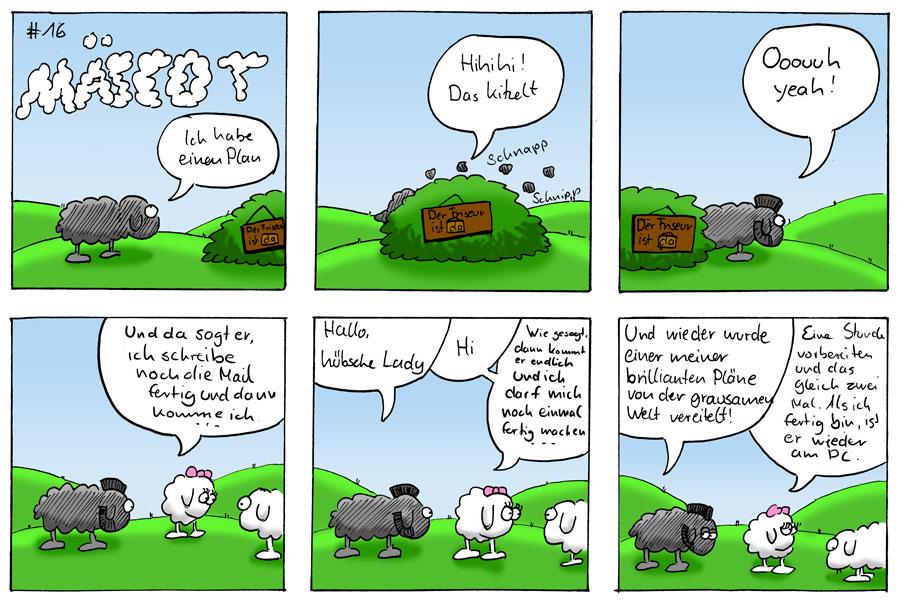 Mr.T. - Mäscot #16