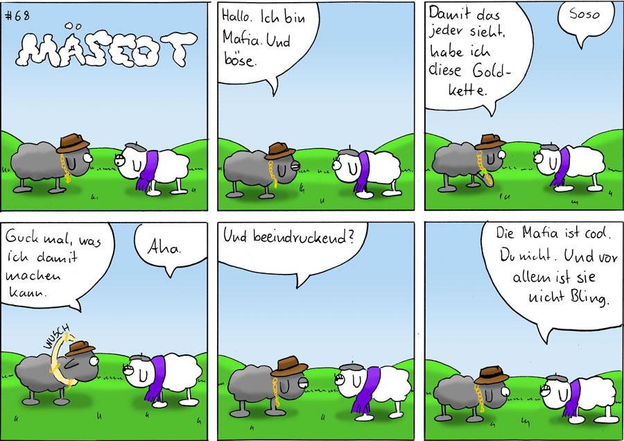 Wusch - Mäscot #69
