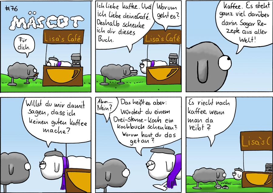 Rezept - Mäscot #76