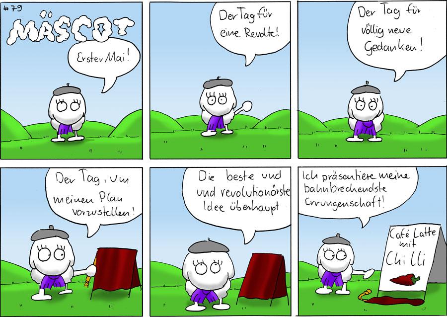Chilli - Mäscot #78