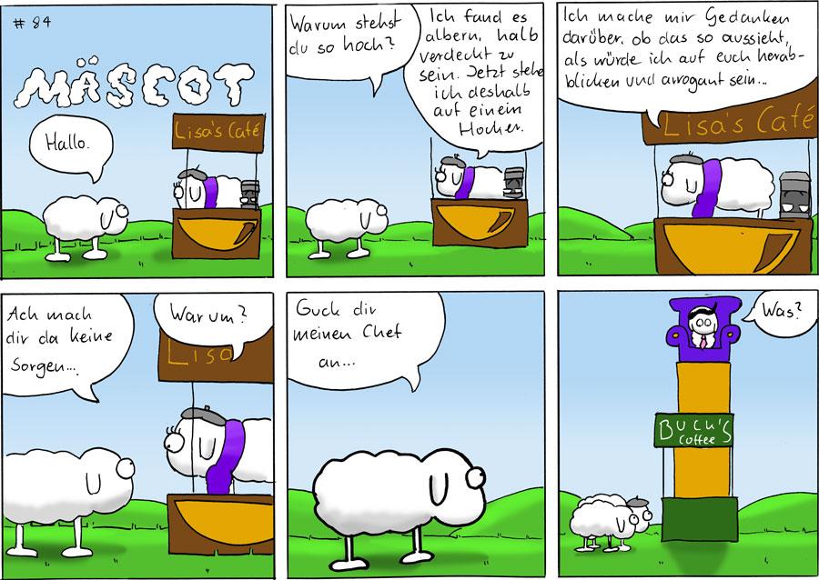 Arrogant - Mäscot #84