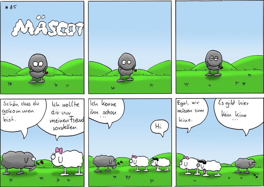 Hoffung - Mäscot #85