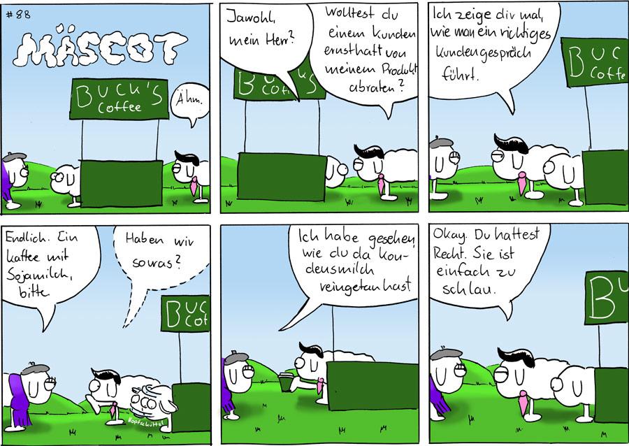Soja - Mäscot #88