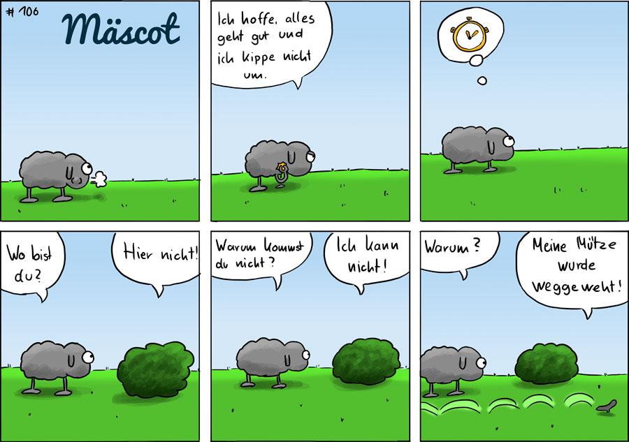Hut - Mäscot #106